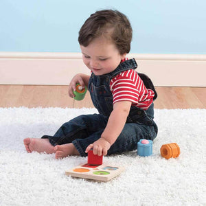 4 Piece Sensory Tray Set - Razberry Kids Co