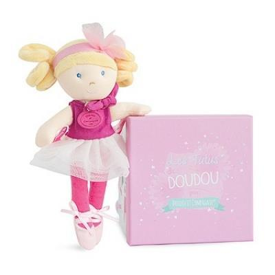 Little Ballerina gift box blond hair - Razberry Kids Co