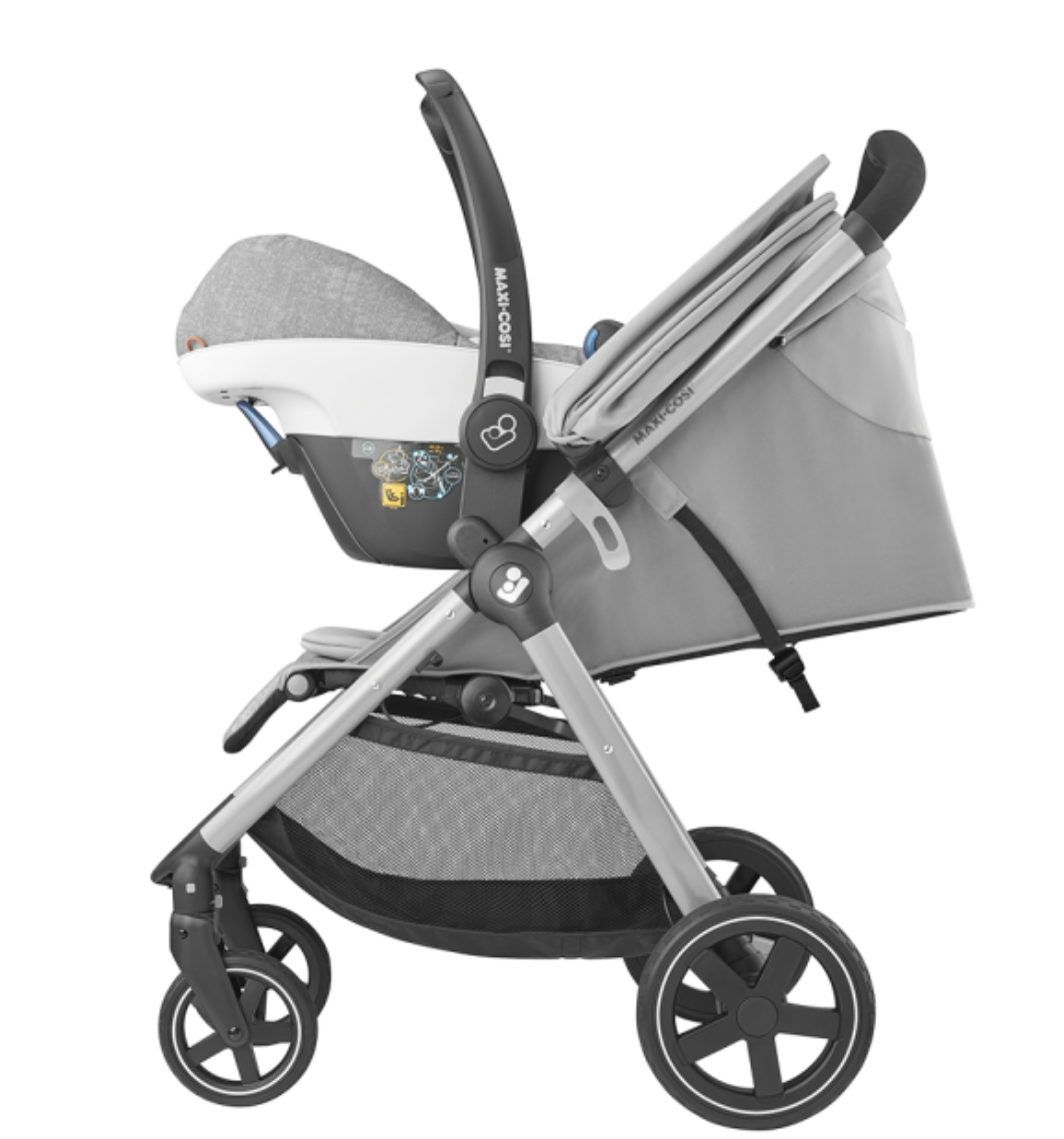 Maxi Cosi Gia Stroller with Citi Car Seat