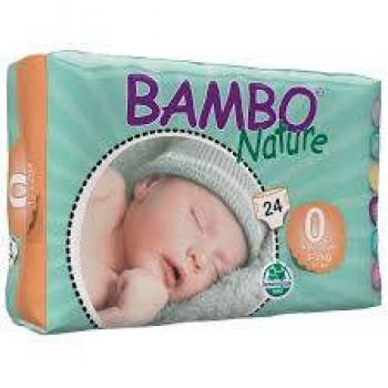 Bamboo Disposable Nappies - Razberry Kids Co