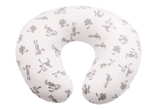 Baby Feeding cushion cover - panda print - Razberry Kids Co