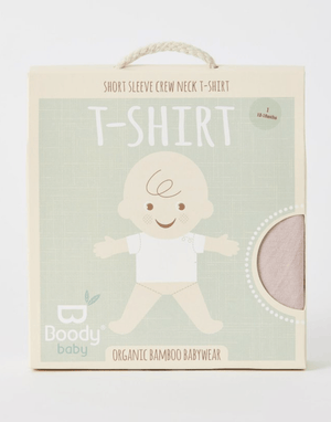 Bamboo knit T shirt - Razberry Kids Co