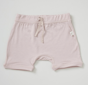 Bamboo Knit Pull on short - Razberry Kids Co