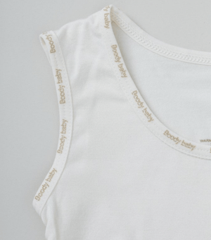 Sleeveless bodysuit - Razberry Kids Co