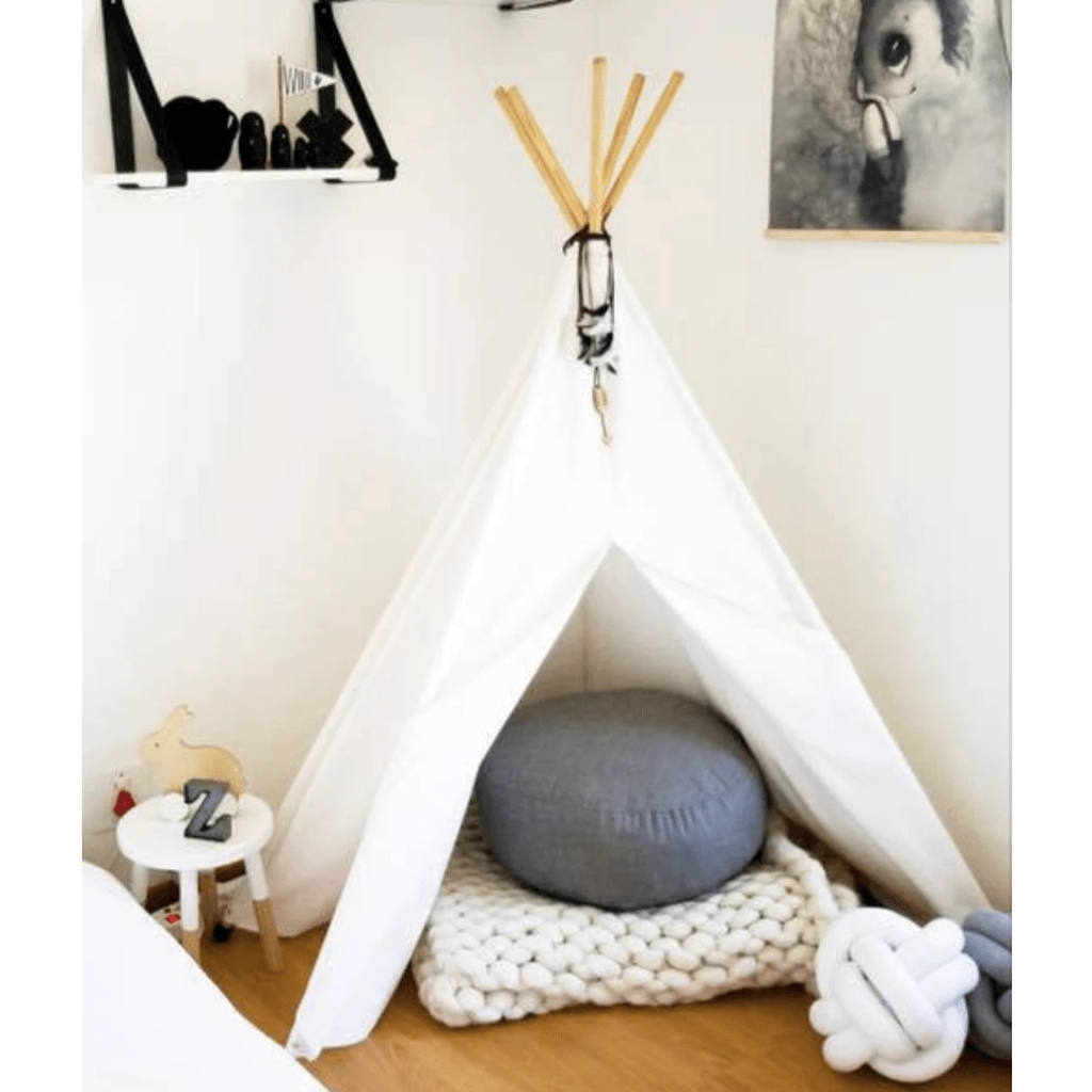 Tee-Pee Playtent - Razberry Kids Co