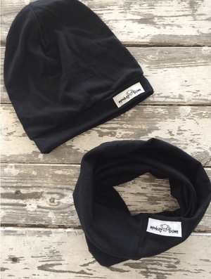 Baggy Beanie & Snood set - Razberry Kids Co