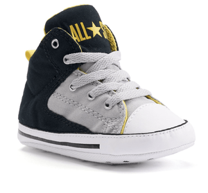 Converse Cribs High-Tops - Razberry Kids Co