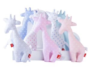 Giraffe Rattle - Razberry Kids Co