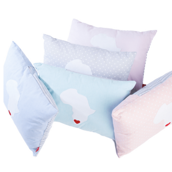 Oh so soft Pillow Scatter cushion Mamita & Me