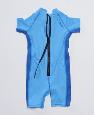 Sun protection Swimwear - BLUE - Razberry Kids Co