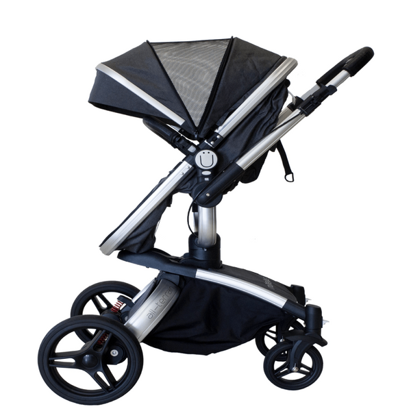 Muhelo LUXUS 3-in-1 Travel System. pram Muhelos