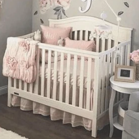Curved Back Emily Cot - Razberry Kids Co