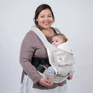 Ubuntu Baby Carrier - stage 1 - Razberry Kids Co