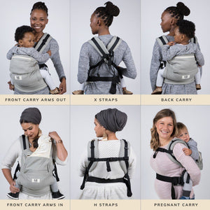 Ubuntu Baby Carrier - stage 2 - Razberry Kids Co