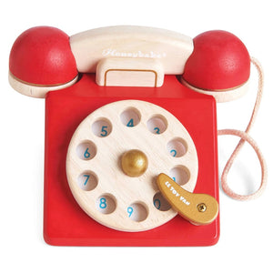 Vintage phone - Razberry Kids Co