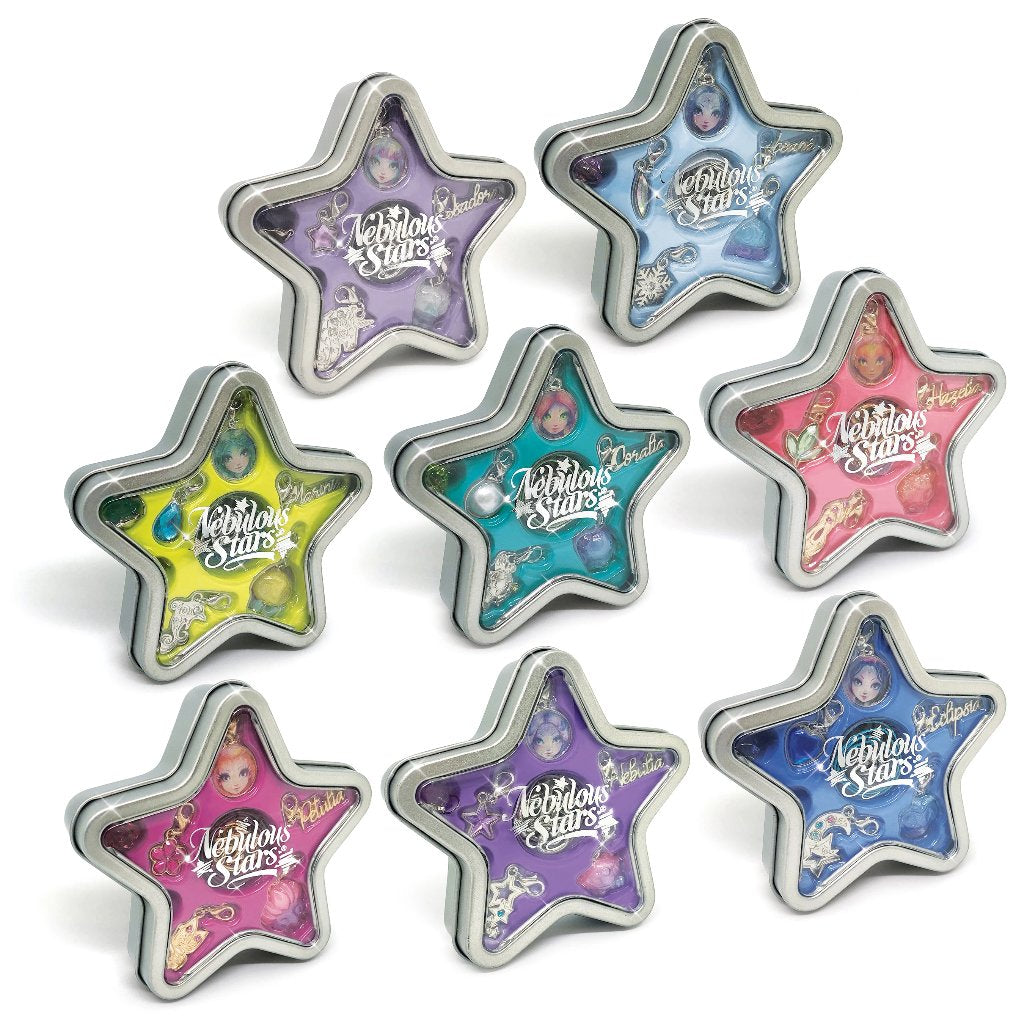 Nebulous Stars - Mini Charm Set