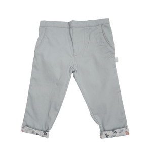 Boys Duck Egg Chino - Razberry Kids Co