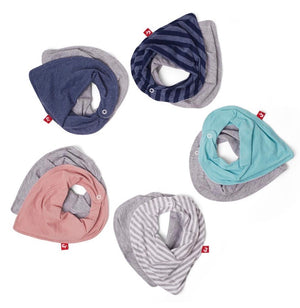 Dribble Baby Bibs - Bandana Baby Bibs Soft and Absorbent for Baby Boys & Baby Girls