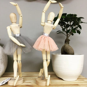Mini Ballerina Manenquin - Razberry Kids Co