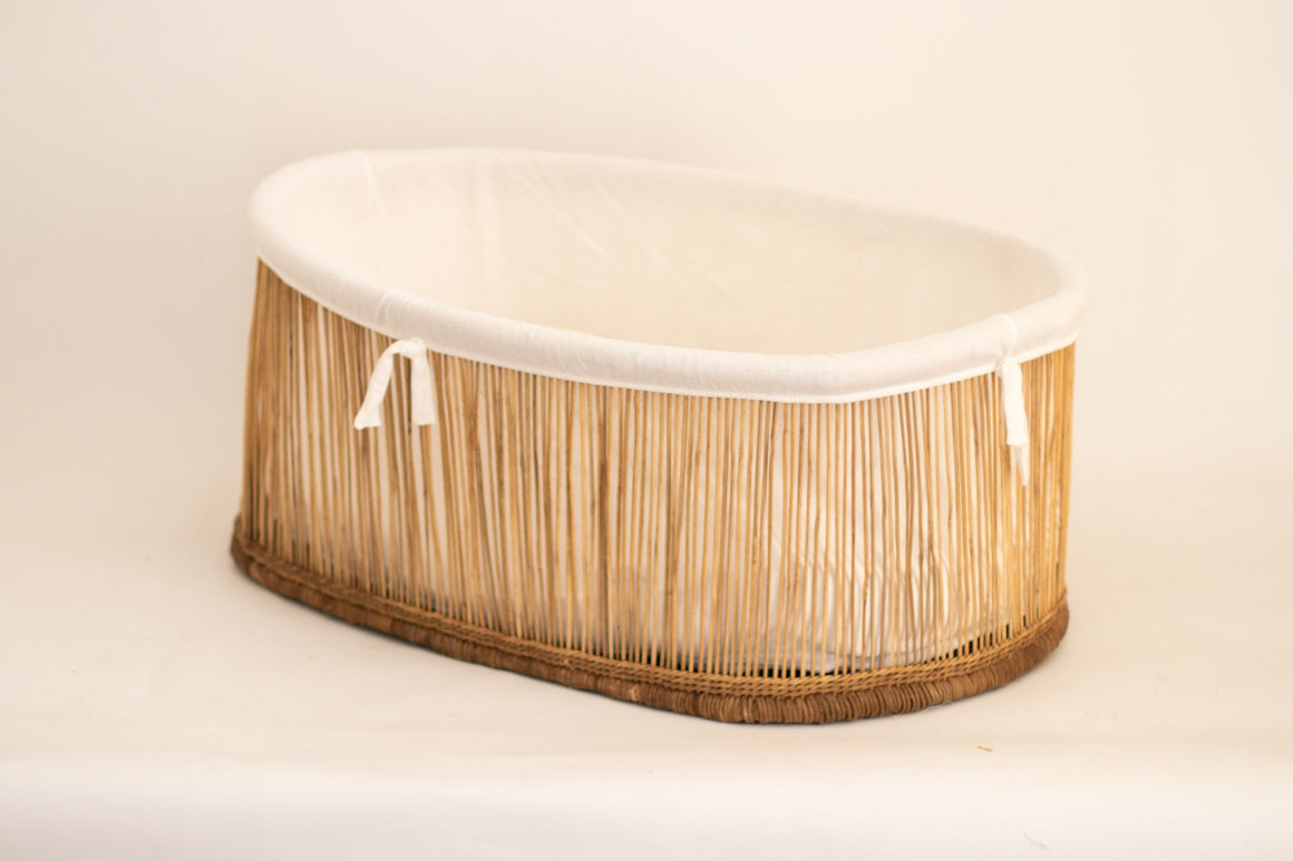 Ko-coon Moses Basket Ethereal Bamboo Collection