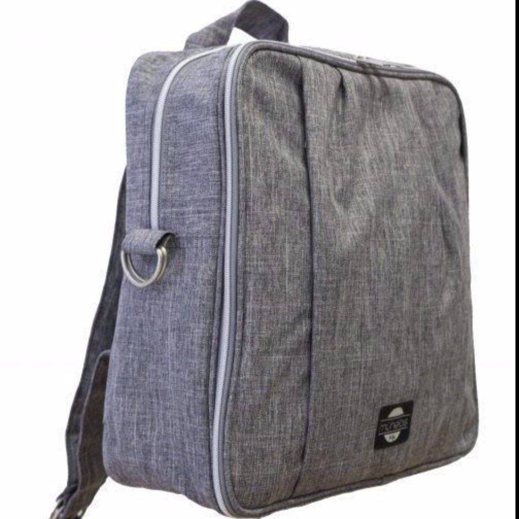 Mühelos Nappy Backpack - Razberry Kids Co
