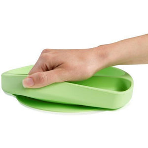 Grippy silicone plate - Razberry Kids Co