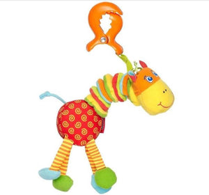Tiny smart-jittering giraffe - Razberry Kids Co