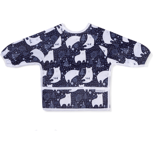 Trendlings Long Sleeve Bib 4-6 years - Razberry Kids Co
