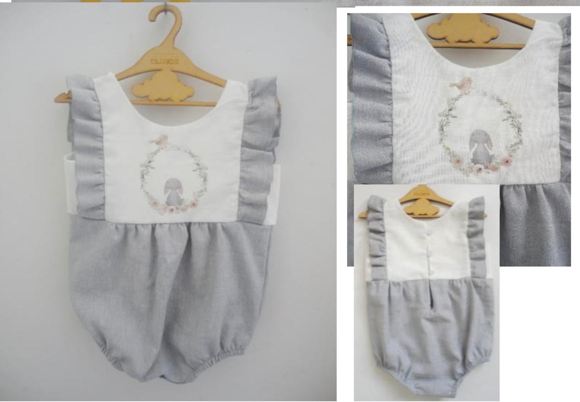Gracey - Romper - Razberry Kids Co