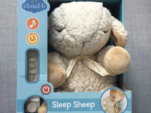 Sleep sheep - Razberry Kids Co