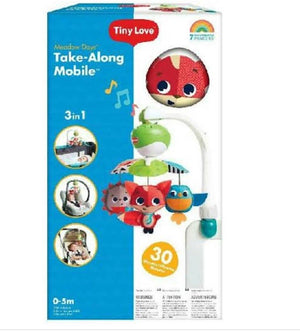 Take along mobile - Razberry Kids Co