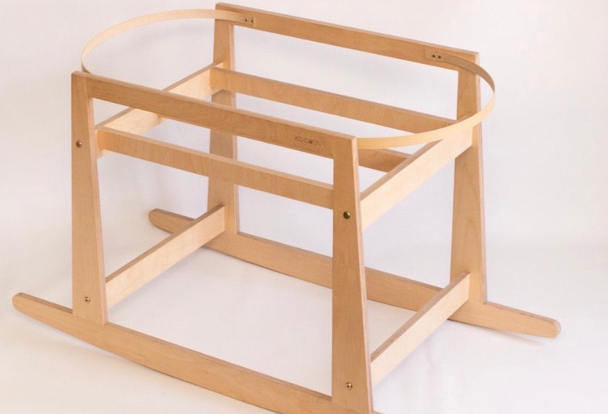 Moses basket stand - Foldable Stand and Rocking Stand