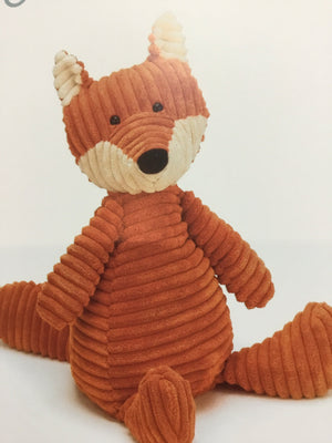 Cordy Roy - Medium fox - Razberry Kids Co