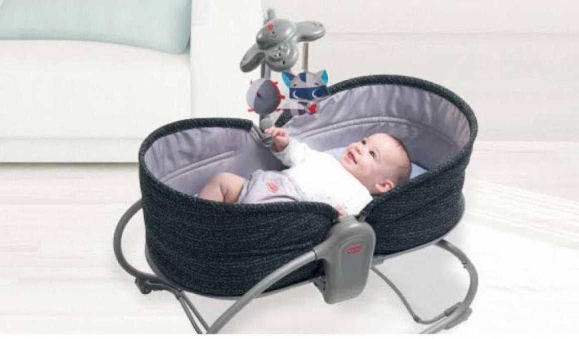 3in1 rocker napper luxe - Razberry Kids Co