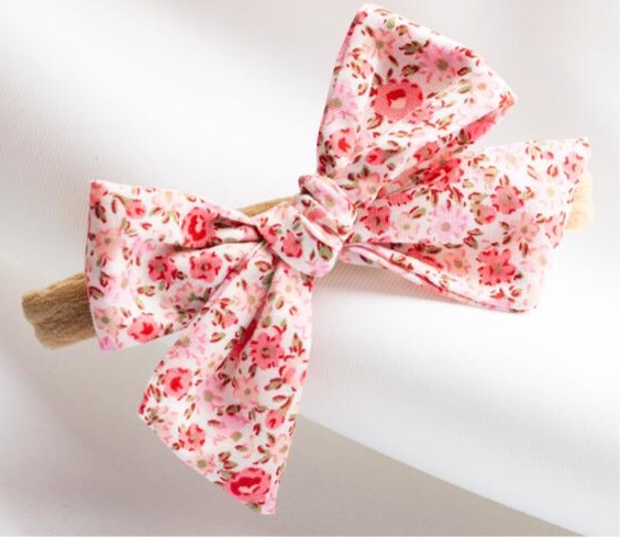 Bow Headbands - Fabric