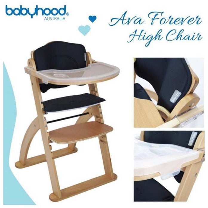 Ava Forever Baby  High Chair - Razberry Kids Co