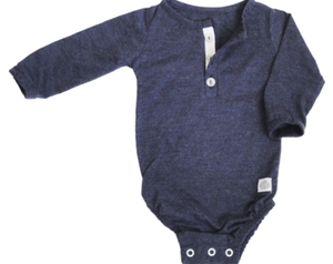 Razberry Kids - long sleeve baby romper