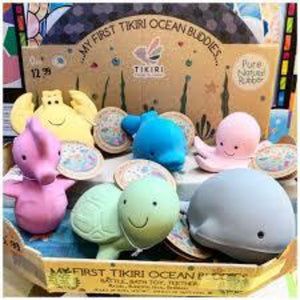 Tikiri Ocean Buddies - Razberry Kids Co