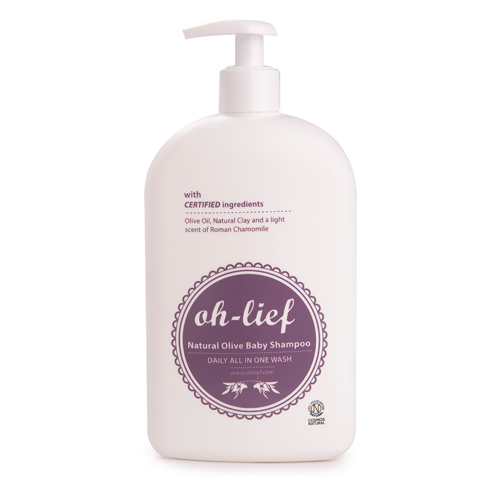 Oh Lief Baby Shampoo - Razberry Kids Co