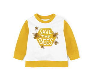 Baba Fishees - Save the Bees Sweatshirt