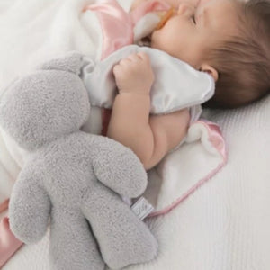 Grey Snuggle Bunny - Razberry Kids Co