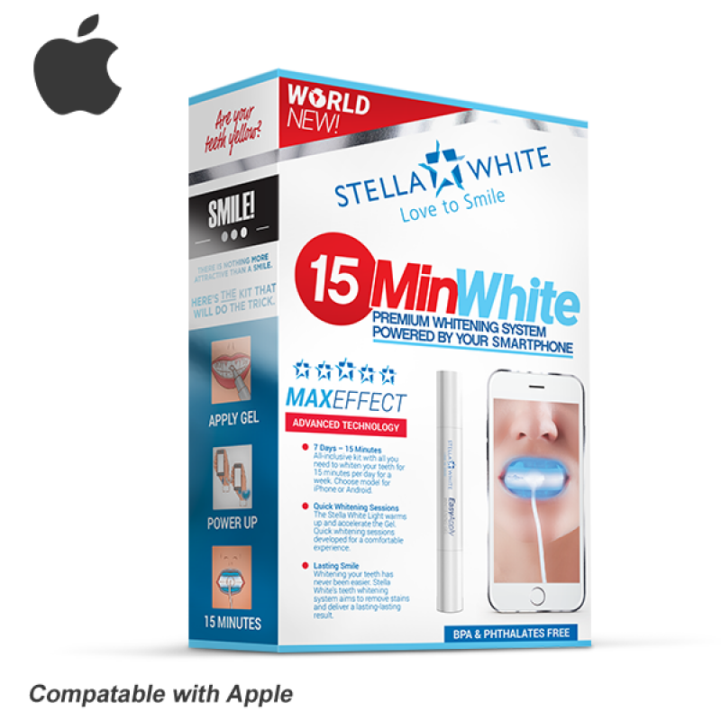 15MinWhite Kit (Apple)