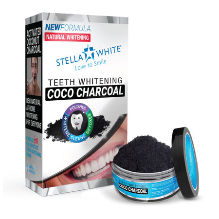 Coco Charcoal - Teeth Whitening Powder