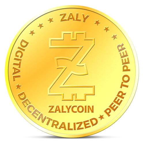 1000 x ZALY COIN (Reserved for ICO)
