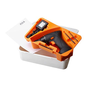Lithium Ion Screwdriver Set