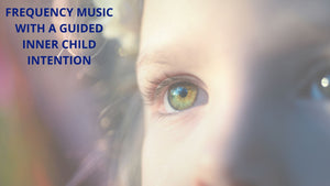 Recording of LIVE online Frequency Music with a Inner Child Intention