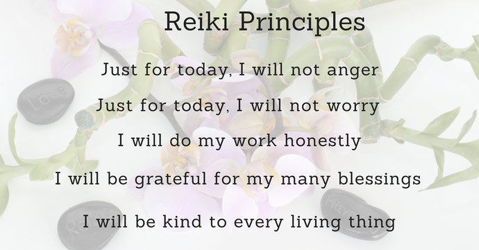 Tell me more about Reiki
