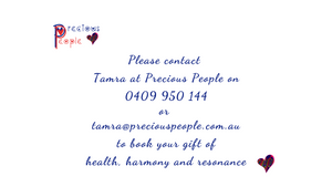 Perfect Present - Give The Gift Of Sound & Harmony  - Gift Voucher