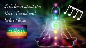 Group Chakra Health Chat and Sound Balance - Root, Sacral, & Solar Plexus Chakra