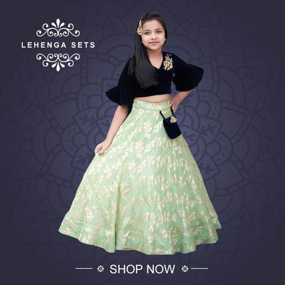Lehenga Choli Sets for Girls
